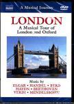 DVORAK - LONDON - TOUR OF LONDON AND OXFORD DVD<!--span style='font-size:10px;'>(G)</span-->