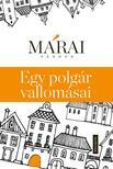 MÁRAI SÁNDOR - Egy polgár vallomásai<!--span style='font-size:10px;'>(G)</span-->