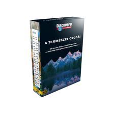 Discovery - Természet Csodái díszdoboz (20 DVD)