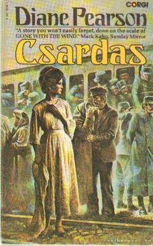 Diane Pearson - Csardas [antikvár]