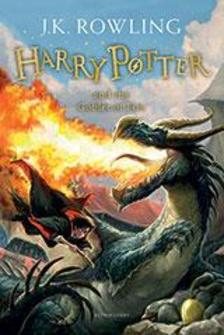 J. K. Rowling - Harry Potter and the Goblet of Fire (Rejacket)
