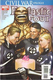 Lee, Stan, McDuffie, Dwayne, Dragotta, Nick, Mike McKone - Fantastic Four No. 543 [antikvár]