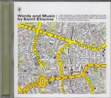 WORDS AND MUSIC BY SAINT ETIENNE CD