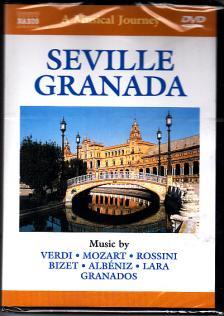 VERDI, MOZART, ROSSINI, BIZET, ALBÉNIZ - SEVILLE - GRANADA DVD