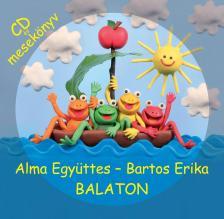 ALMA EGYÜTTES - BARTON ERIKA - BALATON CD+MESEKÖNYV
