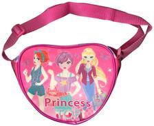 - PRINCESS TOP - szív alakú táska