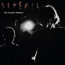 SEXEPIL - Sexepil - The Acoustic Sessions CD