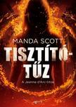 Manda Scott - Tisztítótűz<!--span style='font-size:10px;'>(G)</span-->