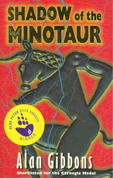 GIBBONS,ALAN - Shadow of the Minotaur [antikvár]