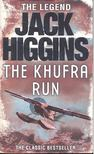 Jack Higgins - The Khufra Run [antikvár]