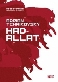 Adrian Tchaikovsky - Hadállat [eKönyv: epub, mobi]