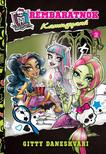 40057 - Monster High - Rémbarátnők 2. Kamugyanú