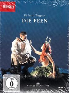 Wagner - DIE FEEN,DVD