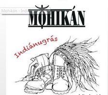 Mohikán - Indiánugrás - CD