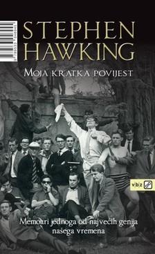 Hawking Stephen - Moja kratka povijest [eKönyv: epub, mobi]