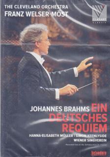 BRAHMS - EIN DEUTSCHES REQUIEM,DVD