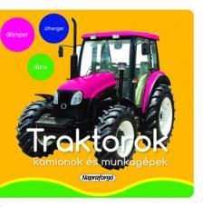 A kicsik első szavai - Traktorok