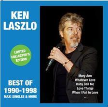 Ken Laszlo - Best of 1990-1998 - CD