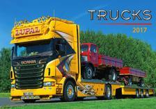 SmartCalendart Kft. - SG Naptár Trucks 2017 48x34cm