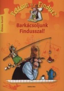 Christian Becker - Barkácsoljunk Findusszal