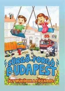 FEKETE ANNAMÁRIA - Sürgő-forgó Budapest - így működik a főváros