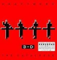 KRAFTWERK - 3D THE CATALOGUE - CD