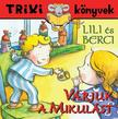 Lili és Berci/Várjuk a Mikulást - Trixi könyvek<!--span style='font-size:10px;'>(G)</span-->