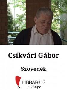 Csíkvári Gábor - Szövedék [eKönyv: epub, mobi]
