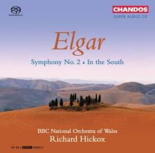 ELGAR - SYMPHONY NO.2 - INTHE SOUTH CD RICHARD HICKOX
