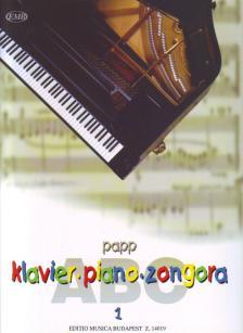 PAPP L. - ZONGORA ABC 1