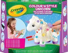 Crayola kifesthető Unikornis