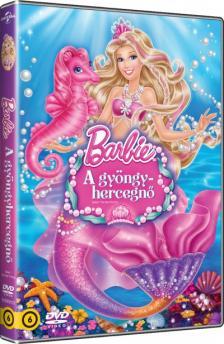 BARBIE A GYÖNGYHERCEGNŐ DVD