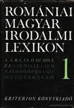 BALOGH EDGÁR - Romániai magyar irodalmi lexikon I. A-F [antikvár]