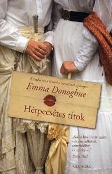 Emma Donoghue - Hétpecsétes titok