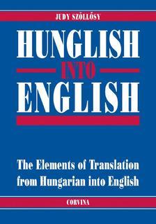 Szöllősy Judy - Hunglish into English