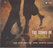 PIAZZOLLA - THE SOUND OF PIAZZOLLA,2 CD