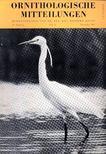Bruns, Herbert Dr. - Ornithologische Mitteilungen [antikvár]
