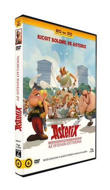 Louis Clichy, Alexandre Astier - Asterix: Az istenek otthona