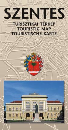 - SZENTES Turisztikai Térkép