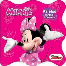 - - Disney - Pancsolókönyv - Minnie egér