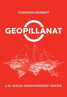 Csizmadia Norbert - Geopillanat - A 21. század megismerésnek térképe [eKönyv: epub, mobi]