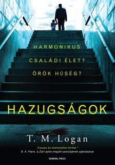 T. M. Logan - Hazugságok [eKönyv: epub, mobi]
