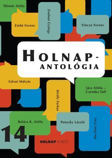Thimár Attila - Holnap-antológia 2014