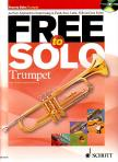 HUGHES, ROB & HARVEY, PAUL - FREE TO SOLO: TRUMPET WITH CD