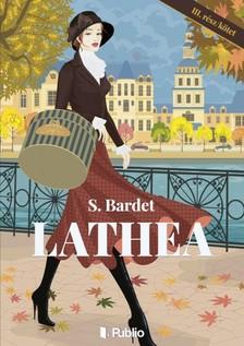 Bardet S. - Lathea 3. [eKönyv: epub, mobi]