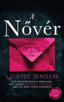 Louise Jensen - A nővér [eKönyv: epub, mobi]
