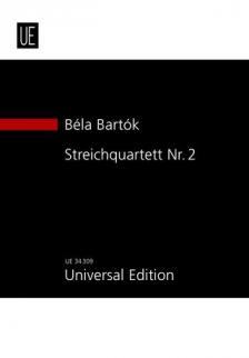 Bartók Béla - STREICHQUARTETT NR.5 (1934), STUDIENPARTITUR