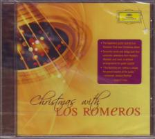 HANDEL/SCHUBERT/PRAETORIUS/BACH/ - CHRISTMAS WITH LOS ROMEROS CD
