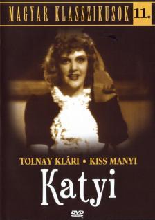 TOLNAY - KATYI  DVD