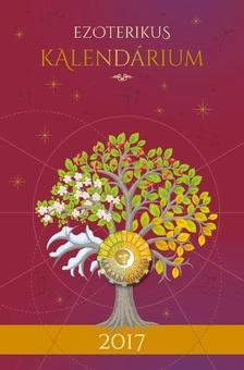 Szatmári Nóra - Ezoterikus Kalendárium 2017 - Holdkönyv #